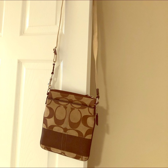 Handbags - Coach cross body purse